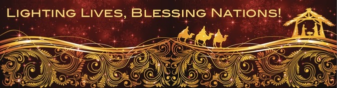 Lighting Lives, Blessing Nations!
